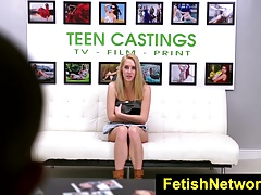 FetishNetwork Cadence Lux gimp audition
