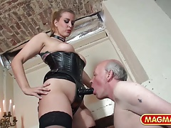 MAGMA FILM Whose your Cockslut