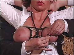 mature victim session with tormentor