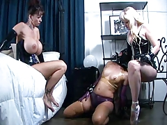 Summer Cummings Domination & submission  Spandex Domme