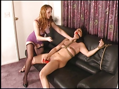 Throttled Slave: Orgasm Training