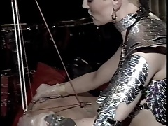 Cock and ball torture Doma Live