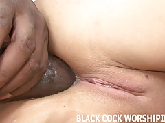 ebony fuck-sticks are going to rip me apart