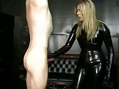 HOT Cock ball torture - Session