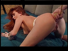 Cool superslut with a  rack into Domination & submission