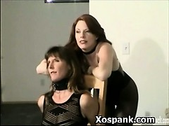 Sumptuous Restrain bondage Breezy Slapped And Manhandled