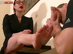 UI043-Uncle Asso s Lessons Trampling Ballbusting - Female domination 2