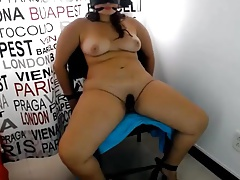 HUBSAND TIED INDIAN  BLINDFOLD AND Uncovered FOR Hotwife